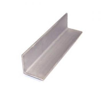Perforated or Slotted or Punched L Shape Angle Steel and Iron Profile