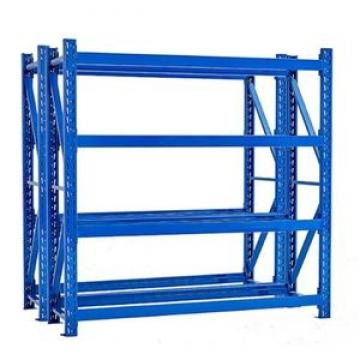 Industrial galvanized portable steel metal storage warehouse stacking big bag post pallet rack