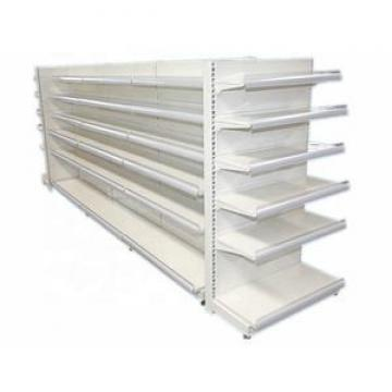 Supermarket Shop Store Display Metal Iron Shelf Shelving Rack Racking Gondola